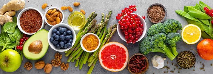 Chiropractic Roswell GA Fresh Food
