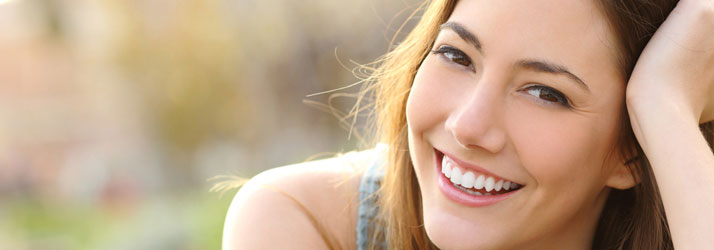 Chiropractic Roswell GA Smiling Woman